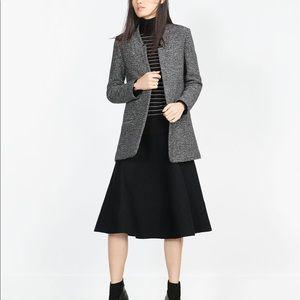 Zara lambswool jacket
